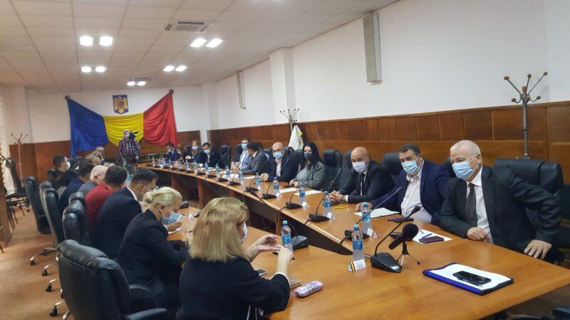 COMUNICAT DE PRESĂ – Consiliul Judeţean Giurgiu