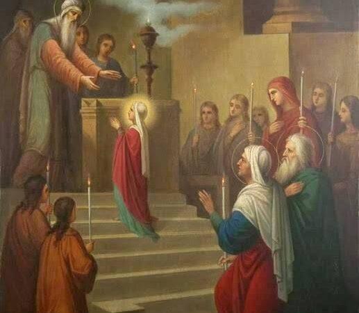 Sărbătoare MARE pe 21 noiembrie: Ce nu ai voie să faci de Intrarea Maicii Domnului în Biserică