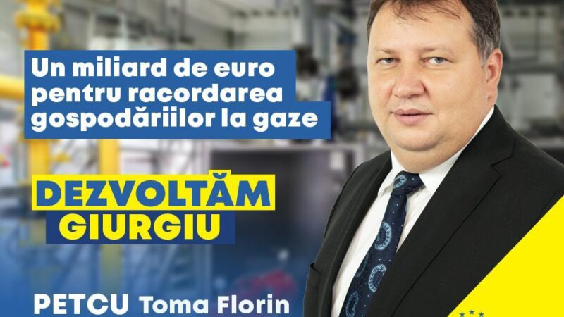 TomaPetcu:  Securitatea energetică, componentă esențială în programul de guvernare