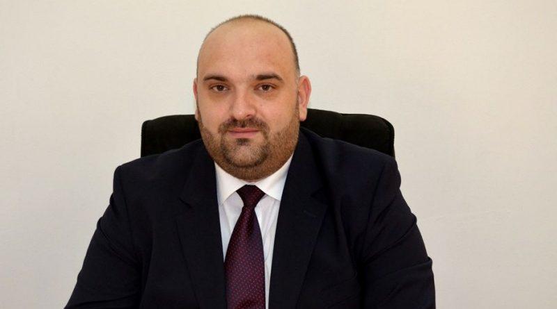 Mesajul deputatului Alexandru Andrei adresat giurgiuvenilor de Anul Nou