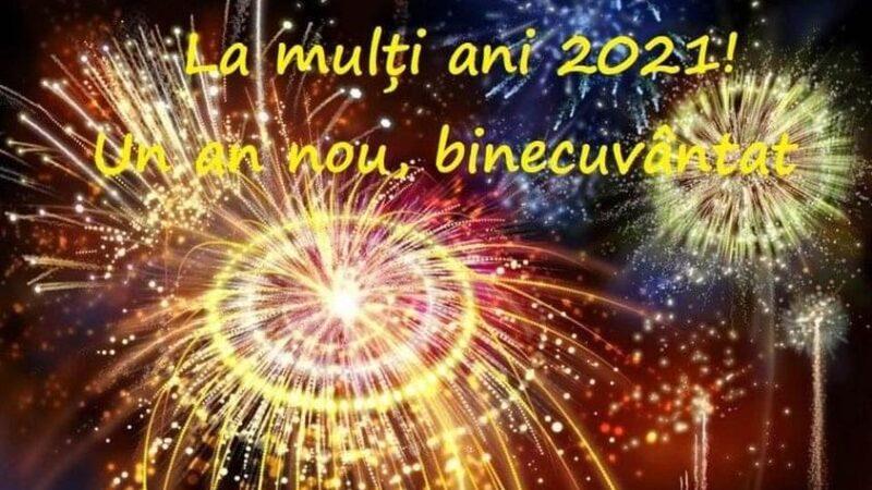 Mesajul preşedintelui Consiliului Judeţean Giurgiu, Dumitru Beianu de Anul Nou