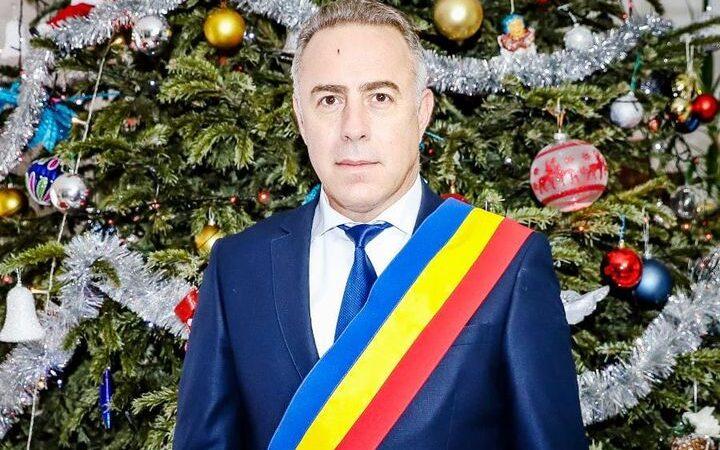 Mesajul primarului municipiului Giurgiu, Adrian Anghelescu de Anul Nou