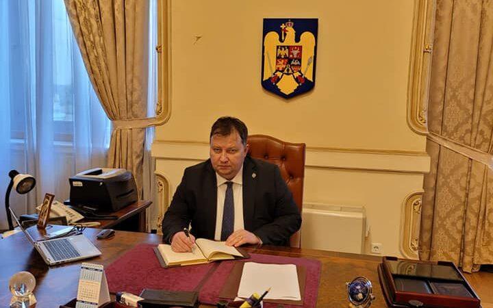Mesajul senatorului giurgiuvean Toma Petcu cu ocazia numirii sale ca preşedinte al Comisiei pentru transporturi şi infrastructură