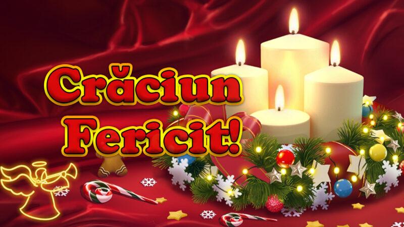 Mesajul deputatului PNL Alexandru Andrei adresat giurgiuvenilor cu ocazia sărbătorilor de iarnă
