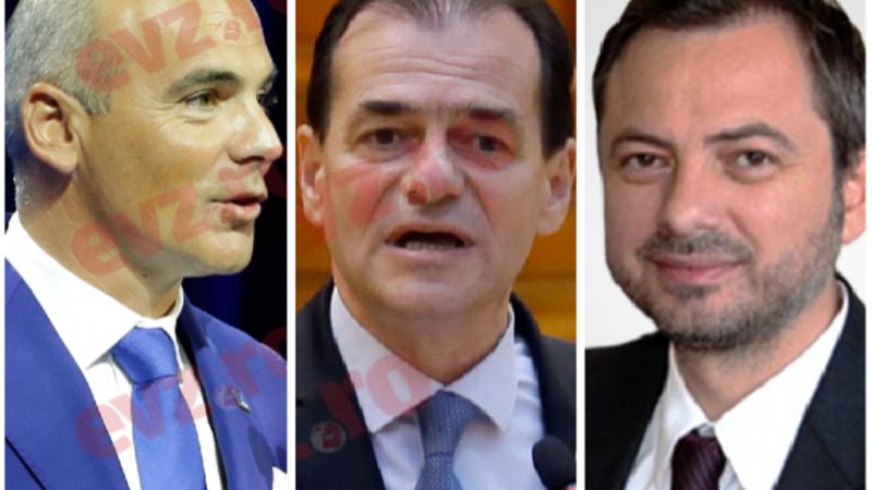PNL-ul sub asaltul PSD divide et impera