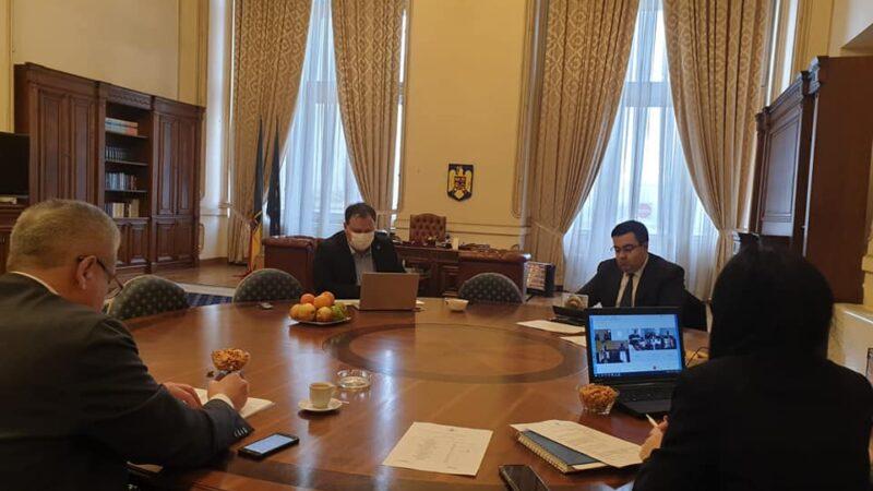 Comisia pentru transporturi şi infrastructură condusă de senatorul Toma Petcu a votat favorabil pentru aprobarea OUG Nr.166/2020 cu privire la modificarea Legii Nr.173/2020