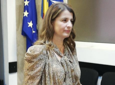 La mulţi ani prefectului judeţului Giurgiu, Aneta Matei !