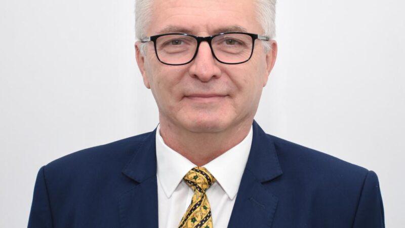 Mesajul adresat giurgiuvenilor de Mihai Matei, directorul general adjunct al Zonei Libere Giurgiu cu ocazia Zilei Oraşului
