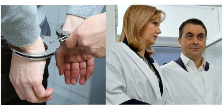Zăngănit de cătușe la Spitalul Județean de Urgență Giurgiu pentru finul și pupila lui Bădălău