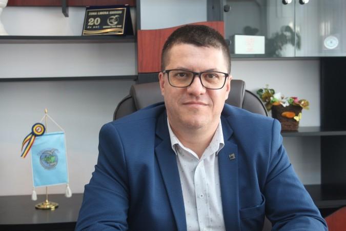 """Directorul General al AZL Giurgiu, Liviu Cartojan, invitatul emisiunii """"De vorbă cu Mandu"""""""