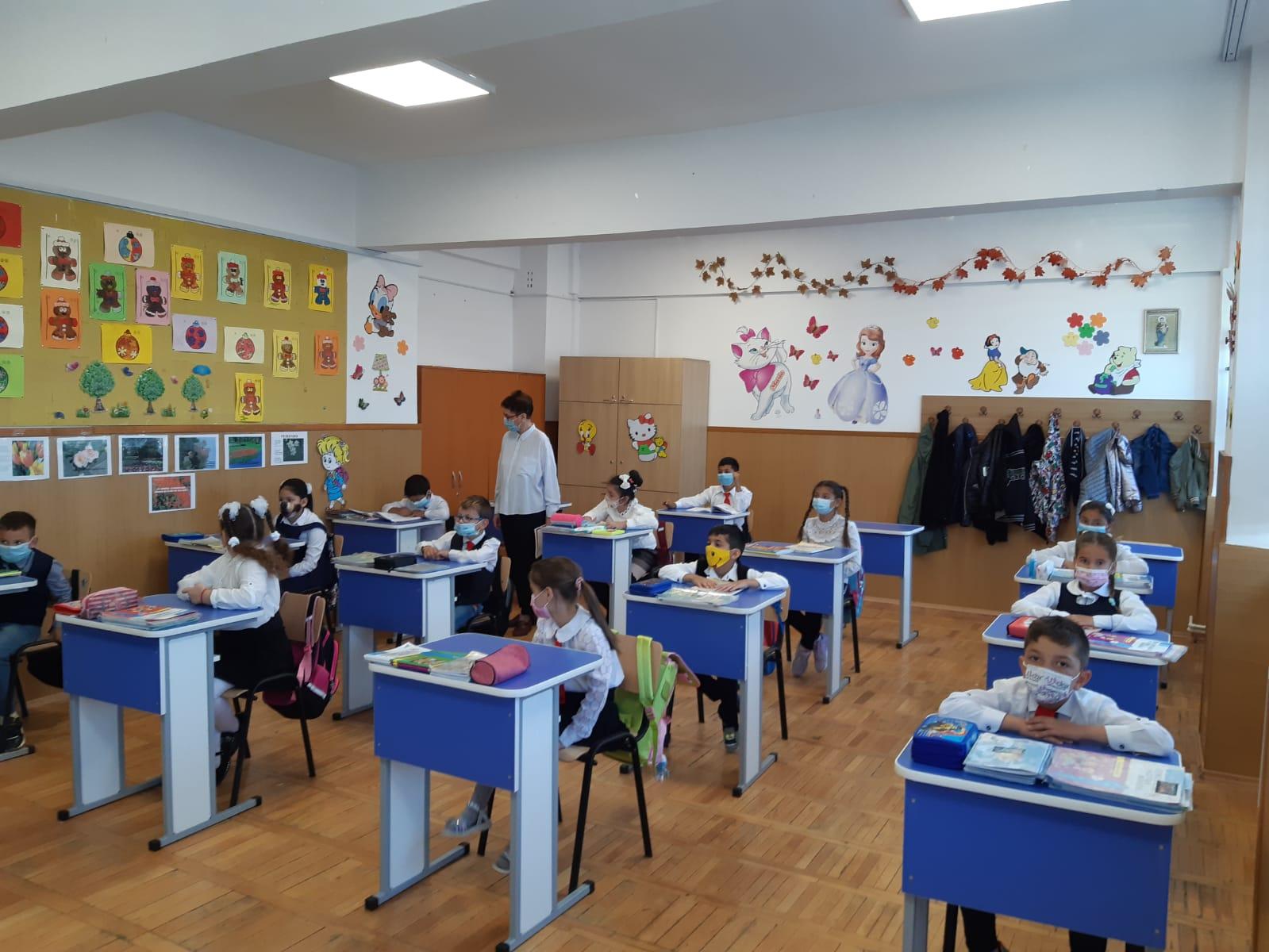 COMUNICAT DE PRESĂ – Scenariul de funcţionare şcoli judeţul Giurgiu