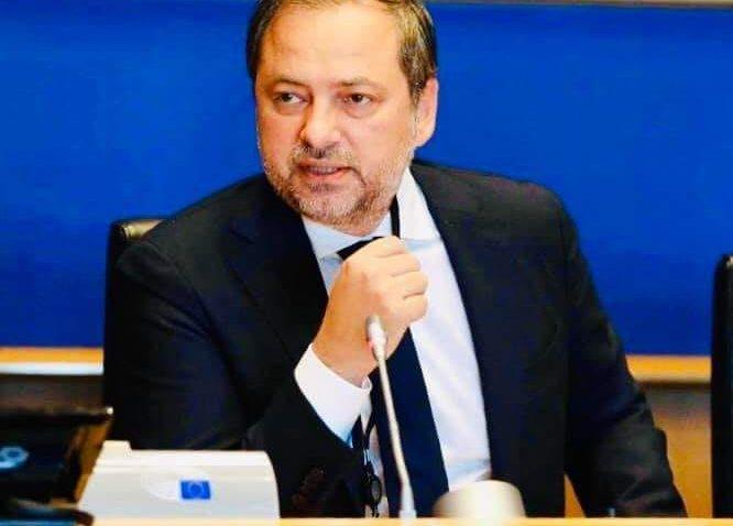 Mesajul de felicitare adresat giurgiuvenilor cu ocazia Sfintelor Sărbători Pascale de către europarlamentarul PNL, Dan Motreanu
