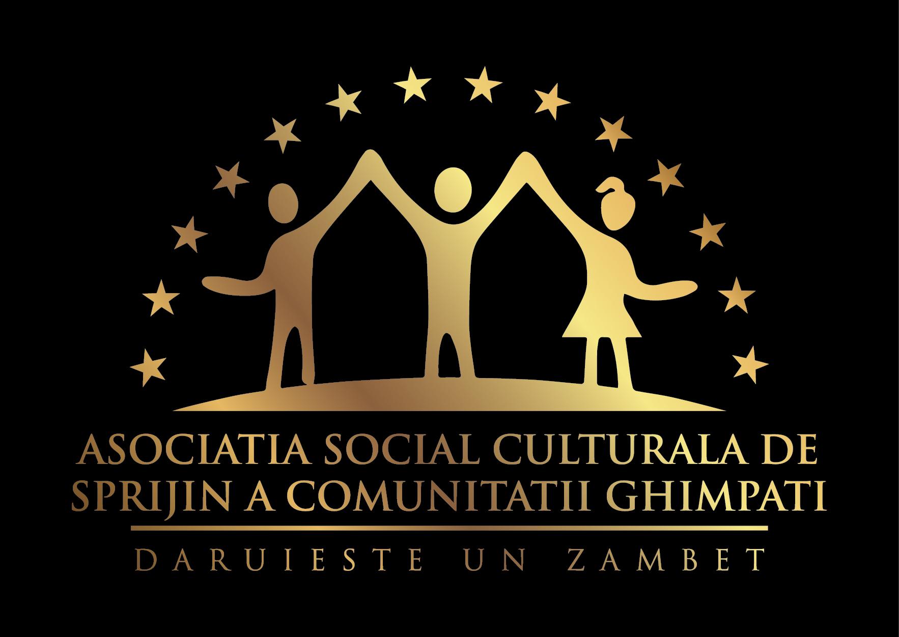 """ONG-ul """"ASOCIAŢIA SOCIAL CULTURALĂ DE SPRIJIN A COMUNITĂŢII GHIMPAŢI ŞI JUDEŢULUI GIURGIU-DĂRUIEŞTE UN ZÂMBET """"  vine în sprijinul persoanelor defavorizate"""