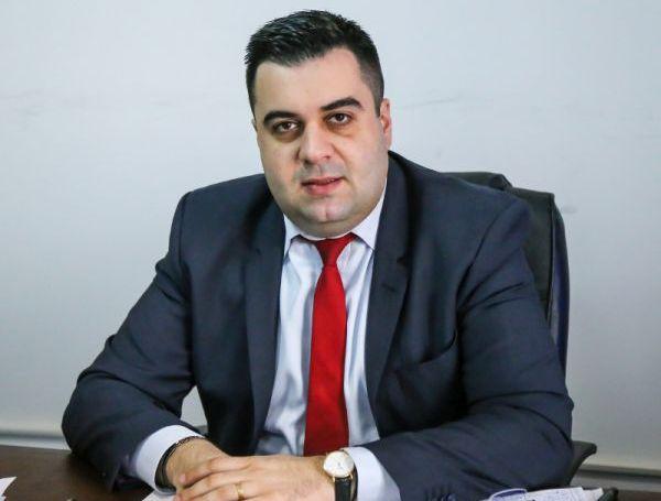 """Senatorul PSD Răzvan Cuc invitatul emisiunii online """"De vorbă cu Mandu"""""""