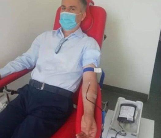 Conducerea Consiliului Judeţean Giurgiu, apel pentru donare de sânge la nivelul judeţului!