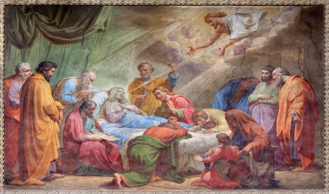 Adormirea Maicii Domnului sau Sfânta Maria Mare – Tradiţii şi superstiţii