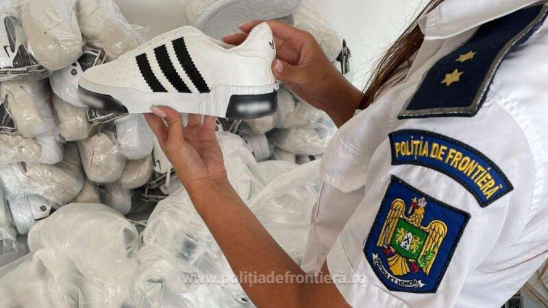Bunuri susceptibile a fi contrafăcute, estimate la 240.000 de lei, descoperite de polițiștii de frontieră din cadrul I.T.P.F. Giurgiu
