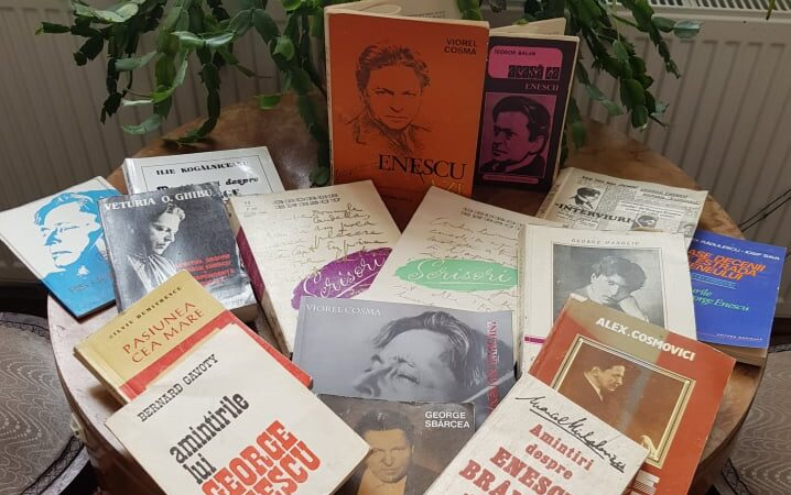 George Enescu – 140 de ani de la naștere 19 august 1881- 4 mai 1955