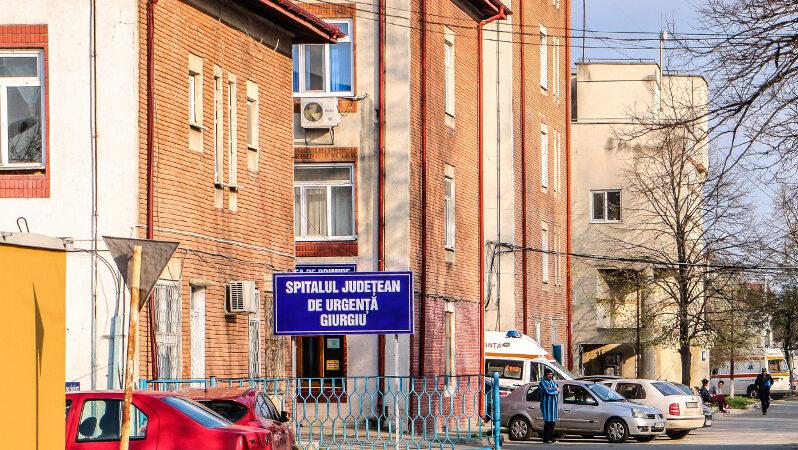 Comunicat de presa Spitalul Judetean de Urgenta Giurgiu