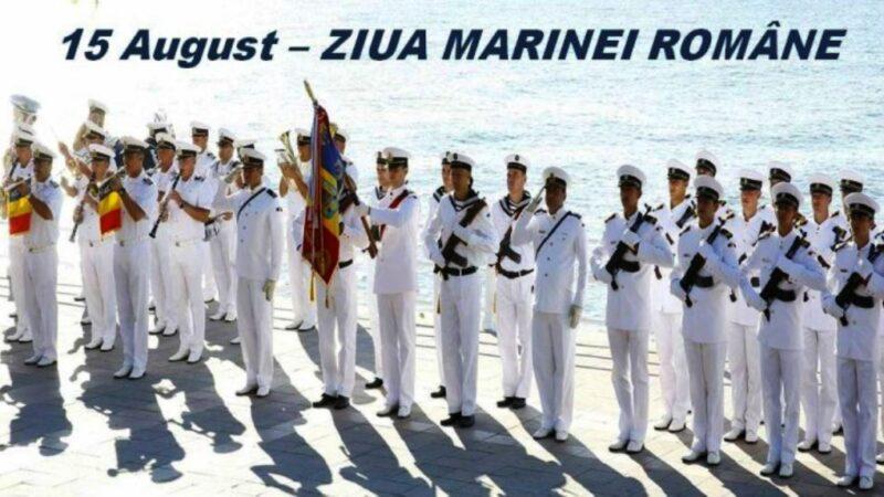 15 august – Ziua Marinei Române