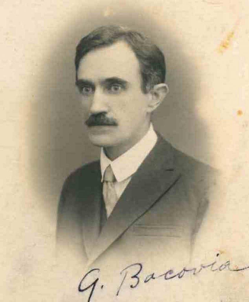 140 de ani de la nașterea poetului GEORGE BACOVIA, cel mai important poet simbolist român (4/16 septembrie 1881, Bacău – 22 mai 1957, Bucureşti)