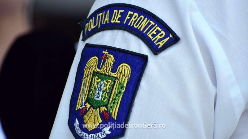 21 de tone deșeuri din cauciuc transportate ilegal din Bulgaria,  oprite la P. T. F. Giurgiu