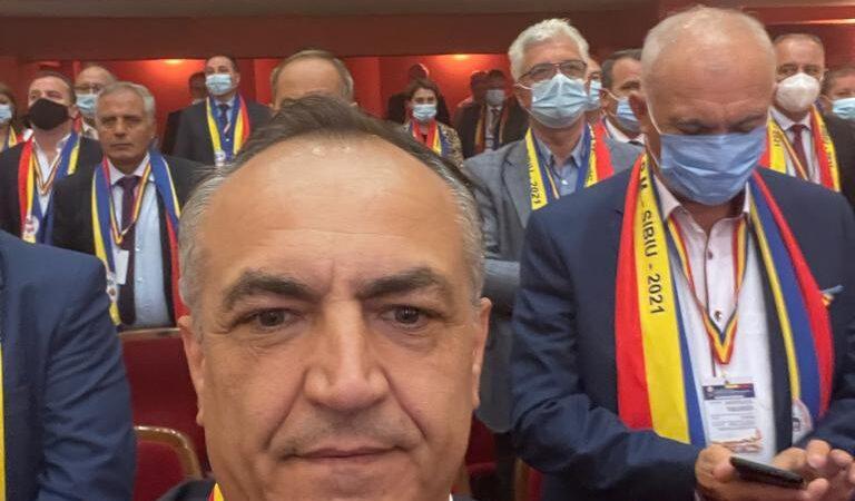 Primarul comunei Ghimpaţi, Constantin Căprăpănceanu participă la ADUNAREA GENERALĂ A CONSILIULUI AUTORITĂŢILOR LOCALE DIN ROMÂNIA şI REPUBLICA MOLDOVA