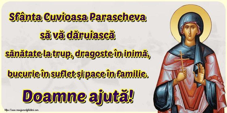 Sărbătoare mare azi, 14 octombrie 2021. Sfânta Parascheva: tradiții și superstiții